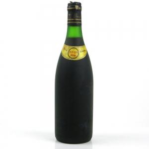 Faustino V Reserva 1970 Rioja