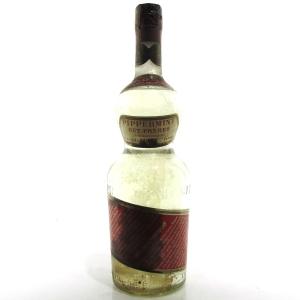 Get Freres Pippermint Creme de Menthe 1970s