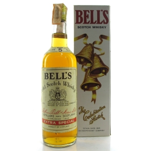 Bell's 5 Year Old Extra Special 1980s