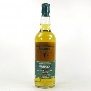 Mortlach 1998 Gordon and Macphail 12 Year Old