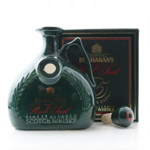 Buchanan's Red Seal Decanter 75cl / US Import