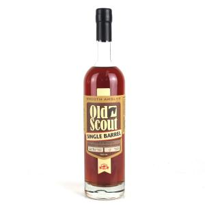 Smooth Ambler Old Scout 11 Year Old Single Barrel Bourbon