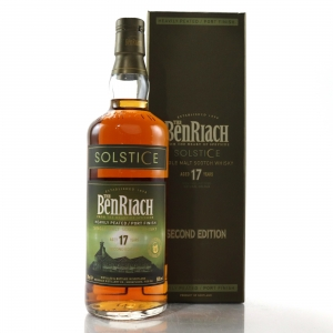 Benriach 17 Year Old Solstice / 2nd Edition
