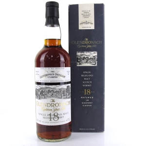 Glendronach 1973 18 Year Old