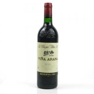 Viña Arana 1995 Rioja Reserva