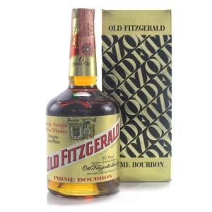 Old Fitzgerald 6 Year Old Prime Bourbon 1970s / Stitzel-Weller