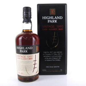 Highland Park 1980 Single Cask #8421
