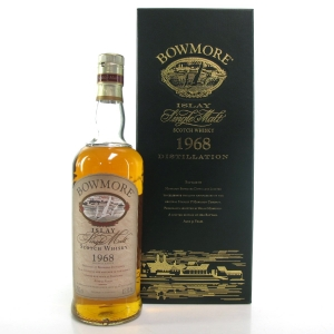 Bowmore 1968 32 Year Old