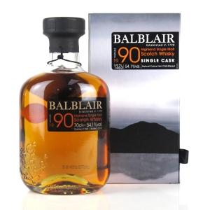 Balblair 1990 Single Cask #1463