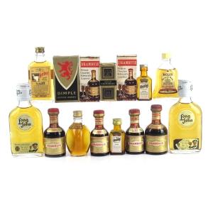 Miscellaneous 1970s Selection 11 x Miniatures