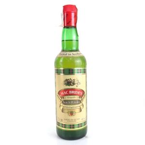 Mac Brides Scotch Whisky