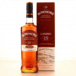 Bowmore Laimrig 15 Year Old Batch #4