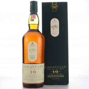 Lagavulin 16 Year Old 1 Litre