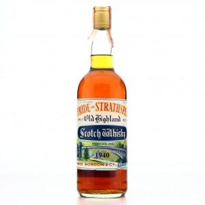 *Pride of Strathspey 1940 Gordon and MacPhail