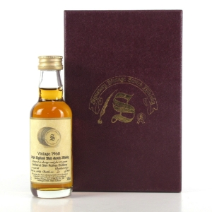 Glenrothes 1968 Signatory Vintage 27 Year Old Miniature 5cl