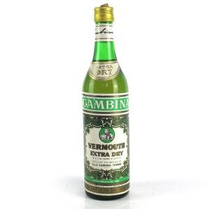 Gambina Vermouth Extra Dry