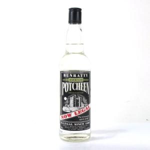 Burnatty Irish Potcheen / Now Legal