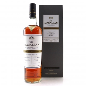 Macallan 2002 Exceptional Cask #8167-02