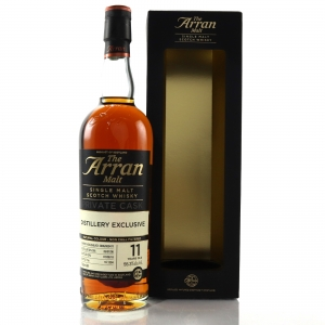 Arran 2006 Private Cask 11 Year Old / Distillery Exclusive