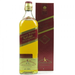Johnnie Walker Red Label / 500 Years Of Whisky