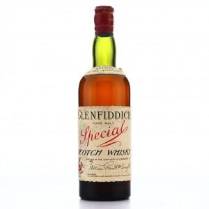 *Glenfiddich Special Pure Malt circa 1950s