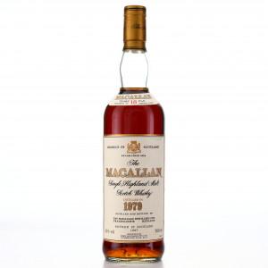 Macallan 1979 18 Year Old / Remy Australie Import