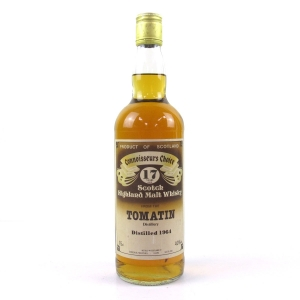 Tomatin 1964 Gordon and MacPhail 17 Year Old