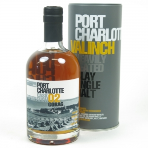 Port Charlotte Valinch Exploration Cask #02 / Gorag Front
