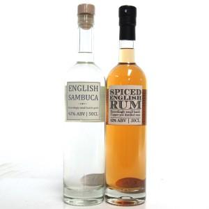 English Spirit Distillery Selection 2 x 50cl