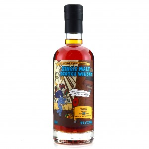 Springbank 22 Year Old That Boutique-y Whisky Company Batch #16