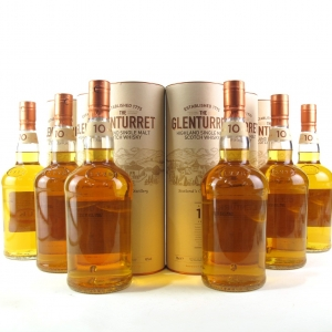 Glenturret 10 Year Old 6 x 70cl