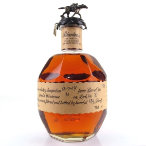 Blanton's Single Barrel Dumped 2014