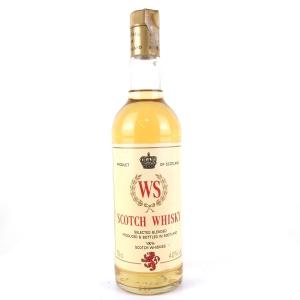 WS Scotch Whisky