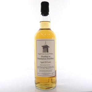 Dumbarton 1987 Whisky Broker 29 Year Old