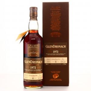 Glendronach 1972 Single Cask 41 Year Old #702
