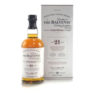 Balvenie 21 Year Old Port Wood