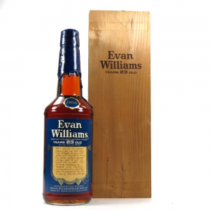 Evan Williams 1966 23 Year Old / Blue Wax front