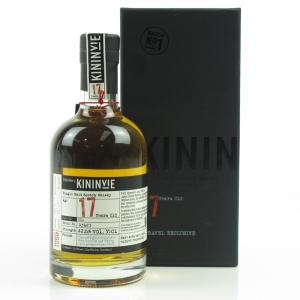 Kininvie 1996 17 Year Old Batch #001