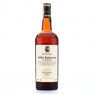 *John Jameson 1949 Averys 37 Year Old