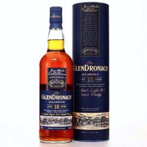Glendronach 18 Year Old Allardice / 2019 Release