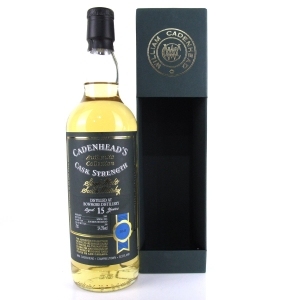 Bowmore 2002 Cadenhead's 15 Year Old