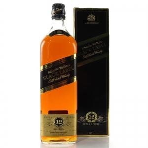 Johnnie Walker Black Label 12 Year Old 1 Litre