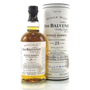 Balvenie 1978 Single Barrel 25 Year Old #6465