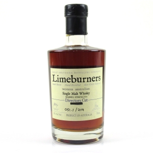 Limeburners Western Australian Single Malt / Director's Cut 35cl