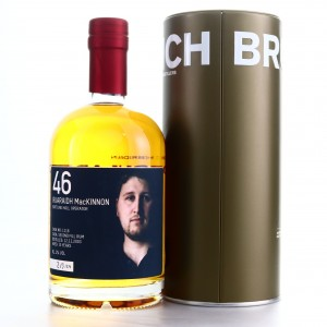 Bruichladdich 2003 Ruaraidh MacKinnon Valinch 15 Year Old / 2nd Fill Rum Cask