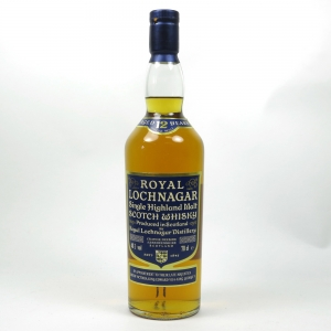 Royal Lochnagar 12 Year Old 1990s