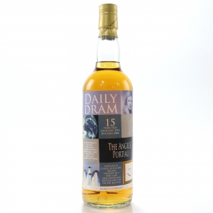 Cooley 1993 Daily Dram 15 Year Old / Port Cask Finish