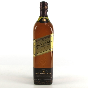 Johnnie Walker Gold Label 18 Year Old / Centenary Blend US Import