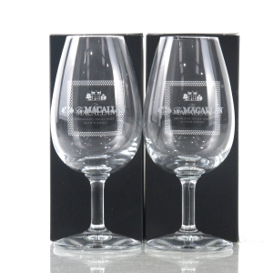 Macallan Tasting Glasses x 2