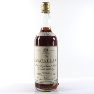 Macallan 1960 Campbell, Hope and King